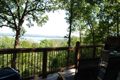 Table Rock Lake cottage with a view