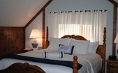 Comphy Linens in Branson cottage